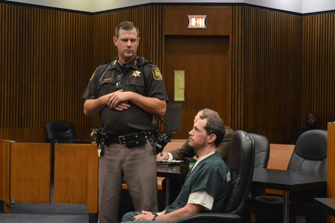 Christian Andrew Gardner was sentenced Wednesday, Sept. 4, 2019, to up to 20 years in prison for trying to kill his on and off girlfriend of about three years.