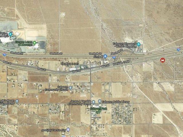 Albuquerque man killed in I-10 collision in Cabazon was