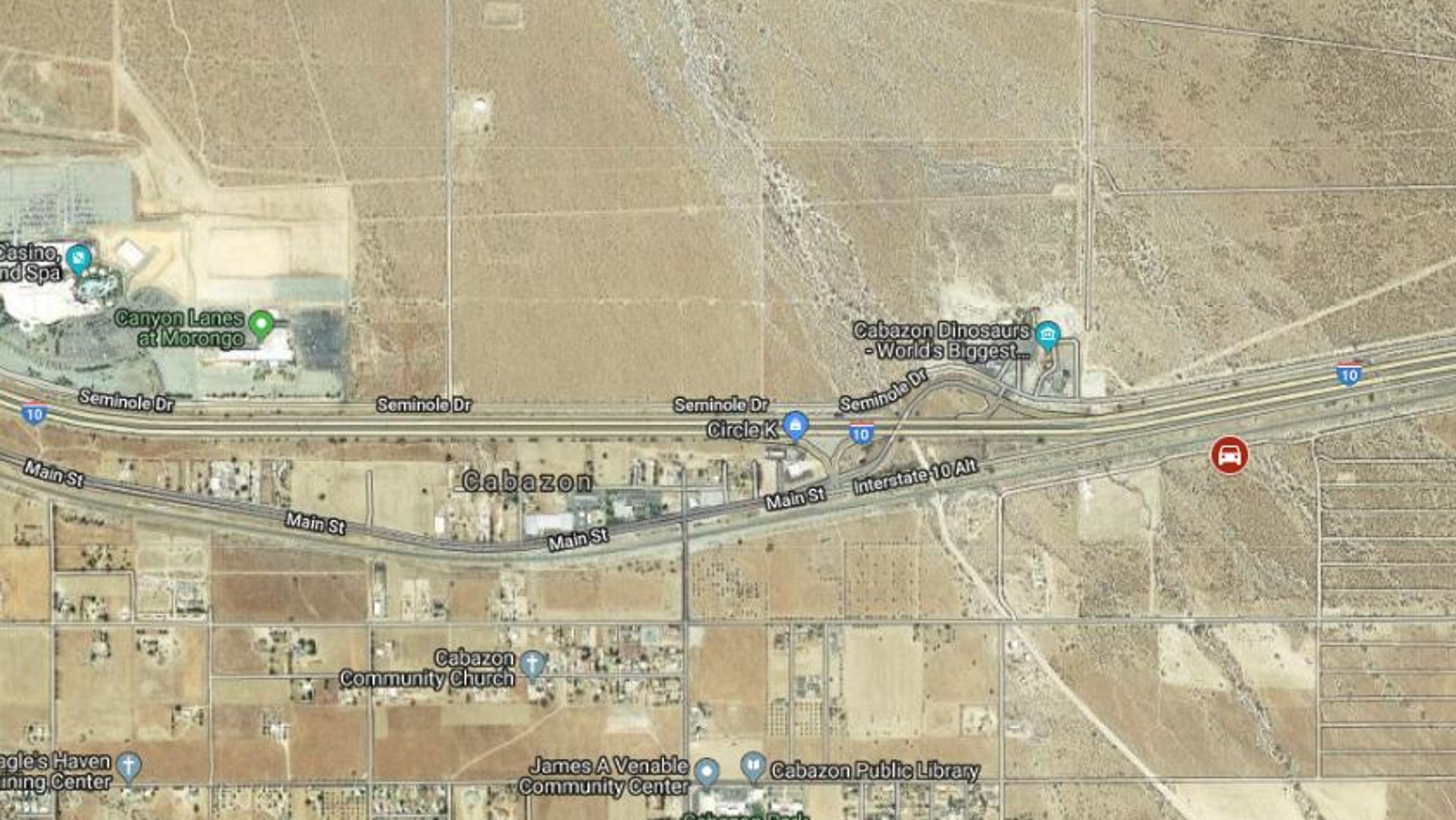 Albuquerque man killed in I-10 collision in Cabazon was