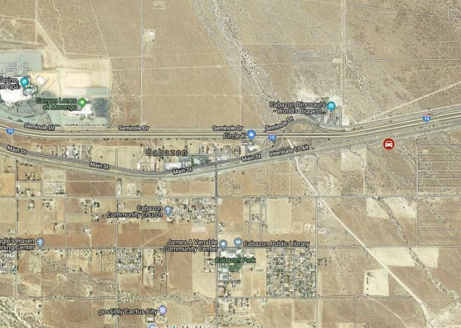 The California Highway Patrol investigated a collision that killed an Albuquerque man Tuesday morning, Sept. 4, 2019, on Interstate 10. A Torrance resident was arrested and faces vehicular manslaughter charges.