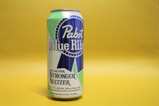 Pabst Blue Ribbon announced the release of its Stronger Seltzer in mid-August.