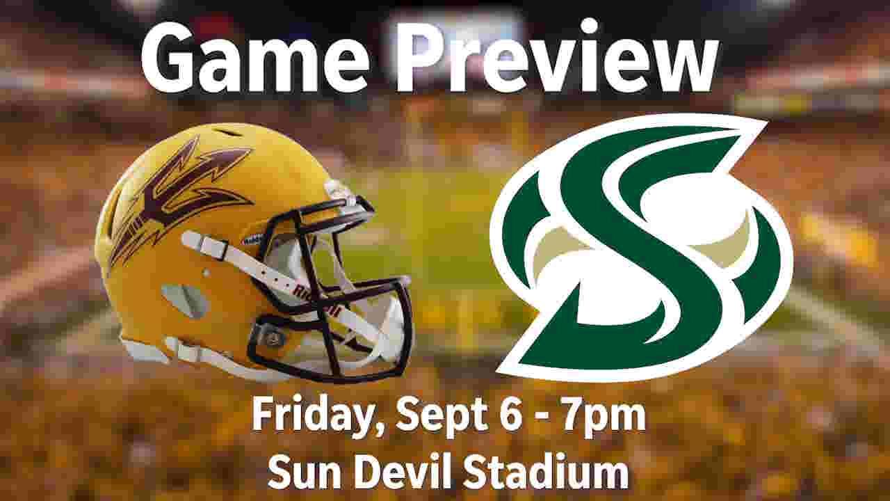 ASU vs  Sacramento State college football game picks