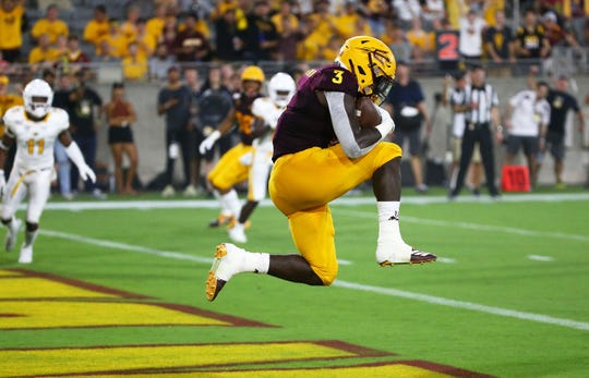 Will Eno Benjamin and the Sun Devils move to 2-0 with a victory against Sacramento State on Friday?