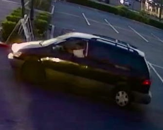 Driver of minivan involved in fatal Chandler hit-and-run incident.