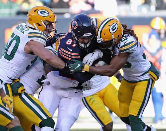 Packers vs. Bears, la rivalidad más añeja de la NFL.