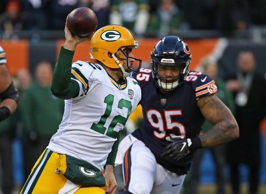 Bears, Packers abren las hostilidades de la temporada 2019 de la NFL.