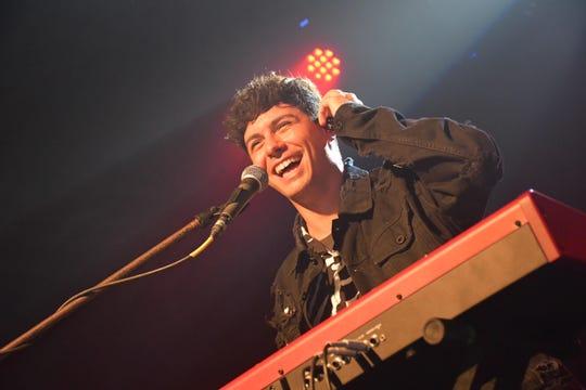 Alfred García pisó por primera vez América con su 1016Tour, al ofrecer dos únicos y exitosos conciertos en Buenos Aires, Argentina.