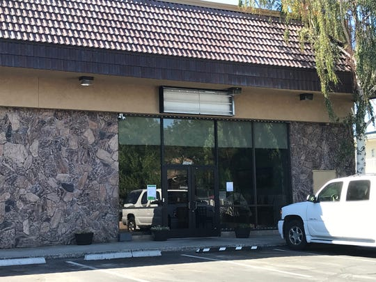 Crème Café & Catering moved in late August 2019 from Midtown Reno to this small center in Northwest Reno.