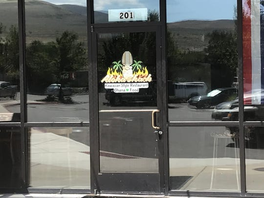 Aloha Shack in the North Valleys of Reno serves Hawaiian dishes. The restaurant began as a popular food truck.