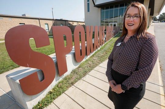 Della Bell-Freeman is the superintendent of the Spokane School District.