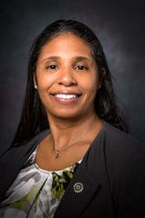 Shawnta Friday-Stroud, vice president for university advanccement and dean of the School of Business and Industry, Florida A&M University