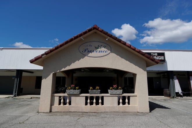 A La Provence is the latest restaurant to shut its doors Wednesday, Sept. 4, 2019.