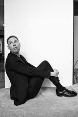 Comic Ryan Hamilton will perform Sept 7 at the Scherr Forum Theatre in Thousand Oaks.
