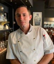 Paul Osborne is chef de cuisine at Hotel Californian in Santa Barbara.