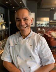 Ronald Viloria is pastry chef at Hotel Californian in Santa Barbara.