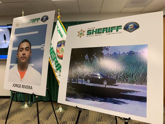 Jorge Rivera arrested in connection with dairyman's death.