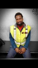 Ricardo Hylton worked as a forklift operator at the Port of Wilmington