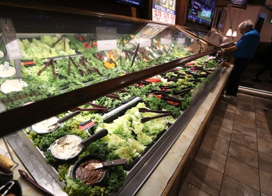 Stanley's Tavern is ready for the football season after revamping several features, from the kitchen to the saloon bar. The salad bar remains a popular offering.