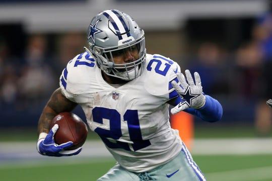 The Dallas Cowboys signed Ezekiel Elliott to a six-year, $90-million deal Wednesday.