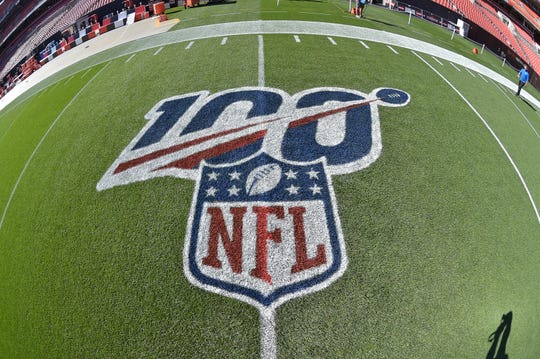 The National Football League begins its 100th year on Sept. 5, 2019.