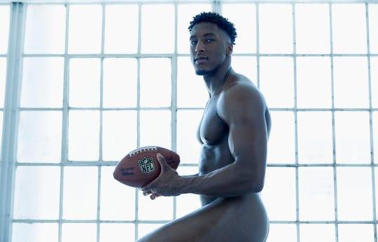 New Orleans Saints receiver Michael Thomas.