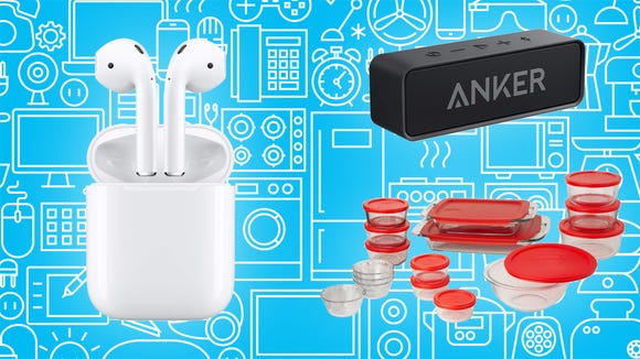 This Wedensday,  you can save on Airpods, Bluetooth speaker, Pyrex, and more.