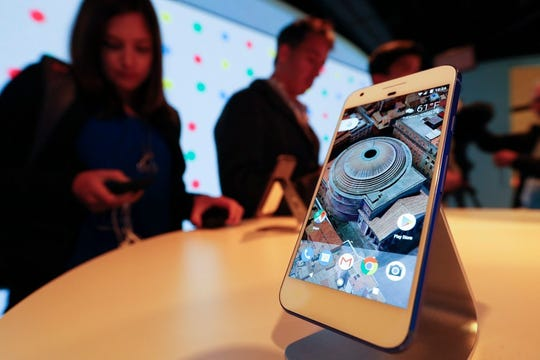 Google unveiled its first Pixel phone at a product event in San Francisco back in October 2016.