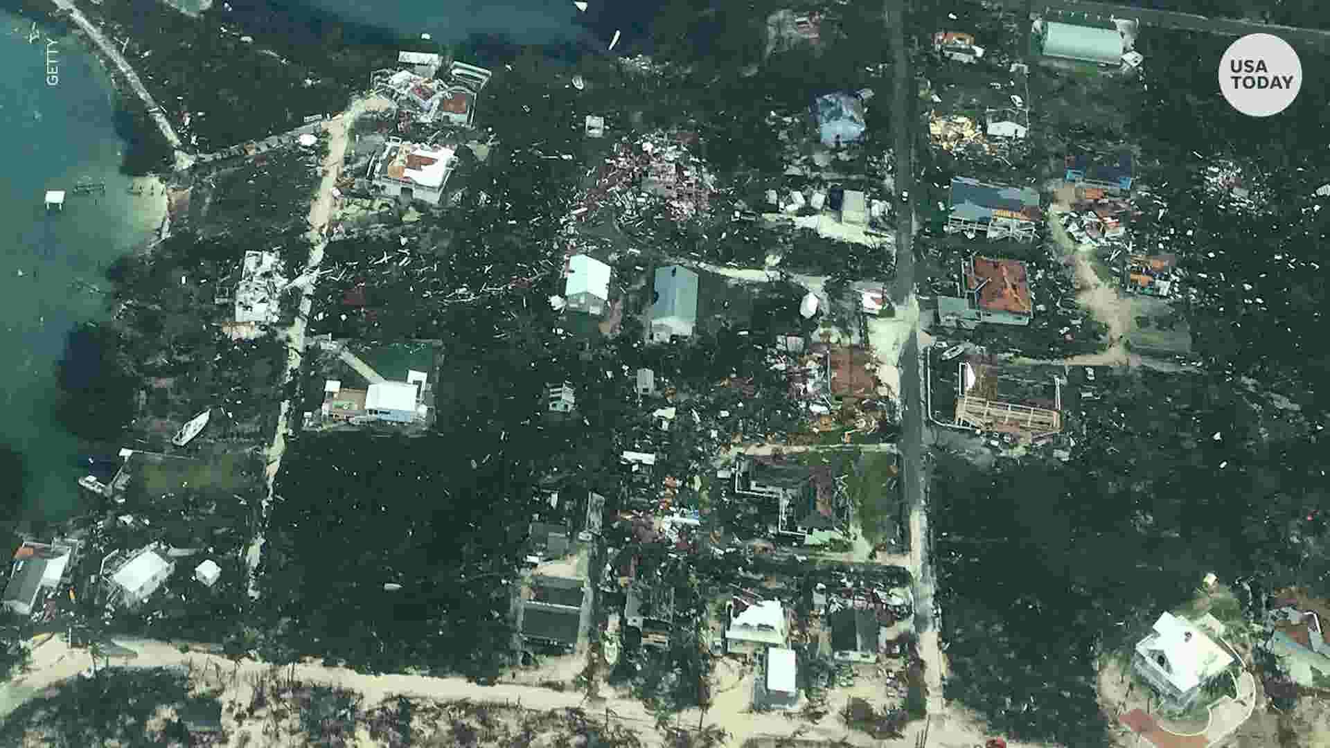 Hurricane Dorian: Locals plan aid efforts in devastated Bahamas