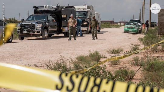 Scanner traffic reveals the chaos that the lone gunman brought to Odessa, Texas