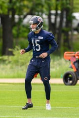 Eddy Pineiro won the kicking job for the Chicago Bears, but can he help them win games?