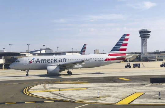 A Texas man is suing American Airlines, saying they removed him from a flight over his allergy to a fellow passenger's support dog.
