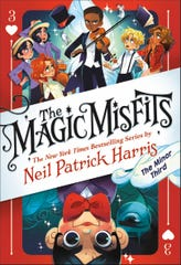 The Magic Misfits: The Minor Third by Neil Patrick Harris