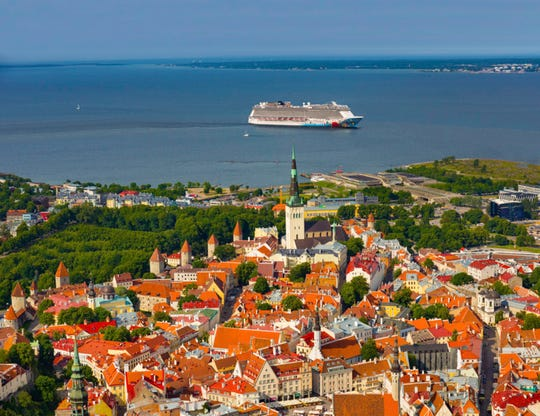 If you can't make it to the boat before sail-away, consider flying to the first port of call and joining the cruise there.