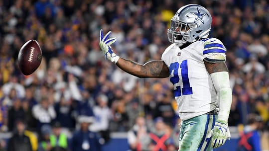 Ezekiel Elliott on closing Cowboys deal: 'I went to bed in a bad place'
