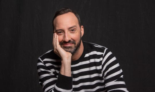 Tony Hale's moving on from 'Arrested Development' and 'Veep' to 'Archibald's Next Big Thing,' a Netflix children's series he created and based on his 2014 book.