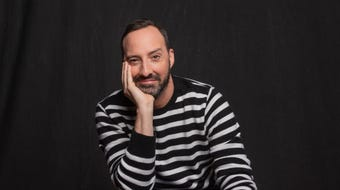 Tony Hale is voicing 'Archibald's next big thing'