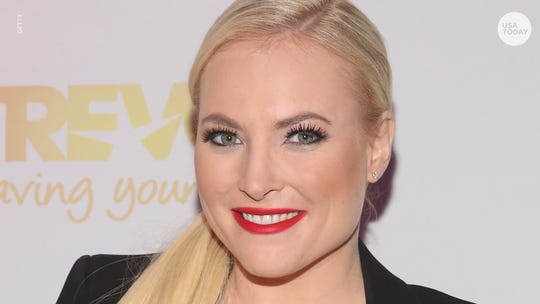"""""""The View"""" co-host Meghan McCain says she is """"not living without guns."""" She added there will be """"a lot of violence"""" if assault weapons are banned."""