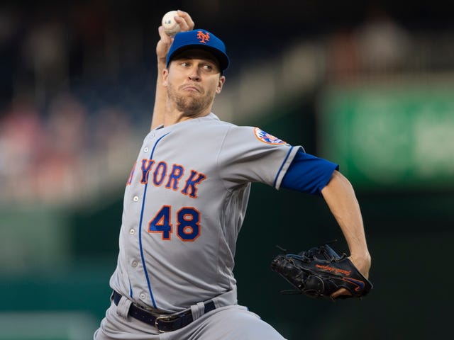 Jacob deGrom on track for second straight Cy Young Award - and Mets still can't win for him