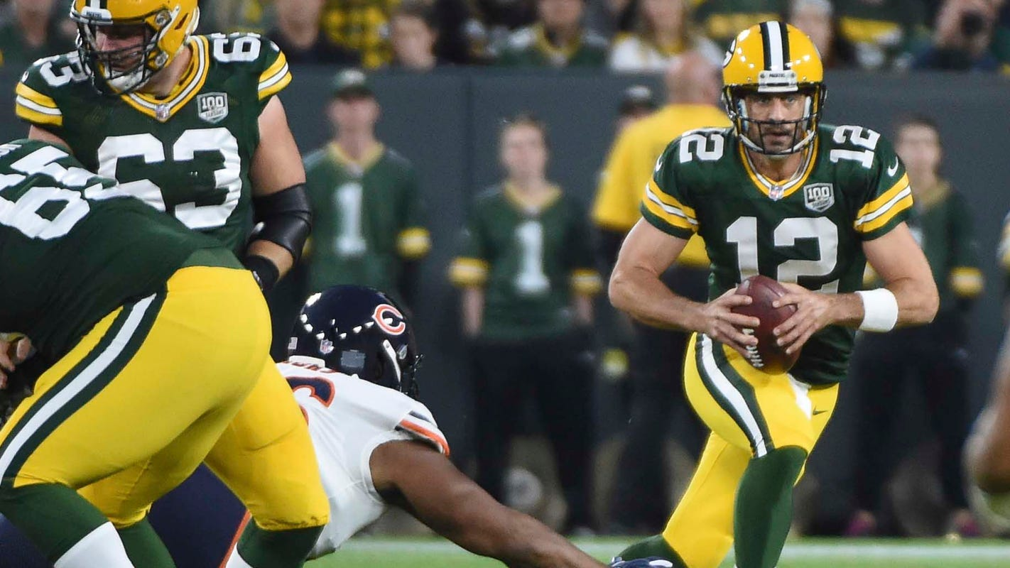 Aaron Rodgers, Packers have dealt Bears some devastating losses. Here are QB's five biggest moments