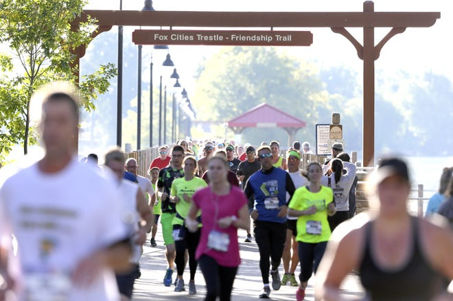 The Community First Fox Cities Marathon will return for the 30th running of the event Sunday after being canceled the last two years.