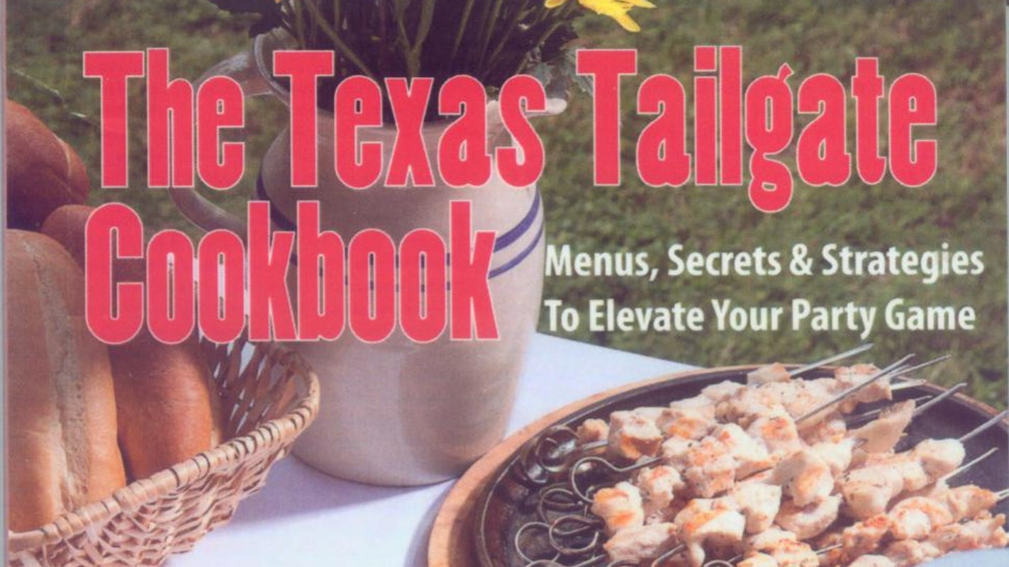 Texas Reads: Tailgating and TCU: fodder for football fans