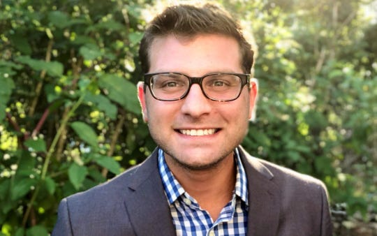 Jeffrey Kaplan, director of Venture Asheville and co-founder of future mom dating site JustKibbitz.com.
