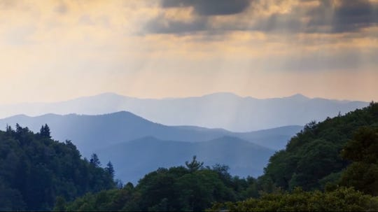 A new series of advertisements commissioned by Explore Asheville and the Buncombe County Tourism Development Authority showcases Asheville as a destination to travelers and features several scenic mountain views of the region.