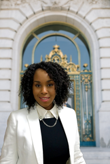 Xusana Davis was named Vermont's first executive director racial equity in June 2019.