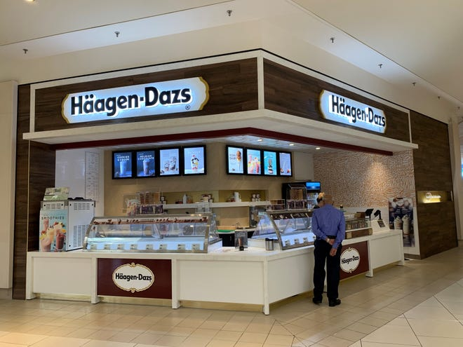 A grand opening celebration for Häagen-Dazs will be held Saturday at Deptford Mall.