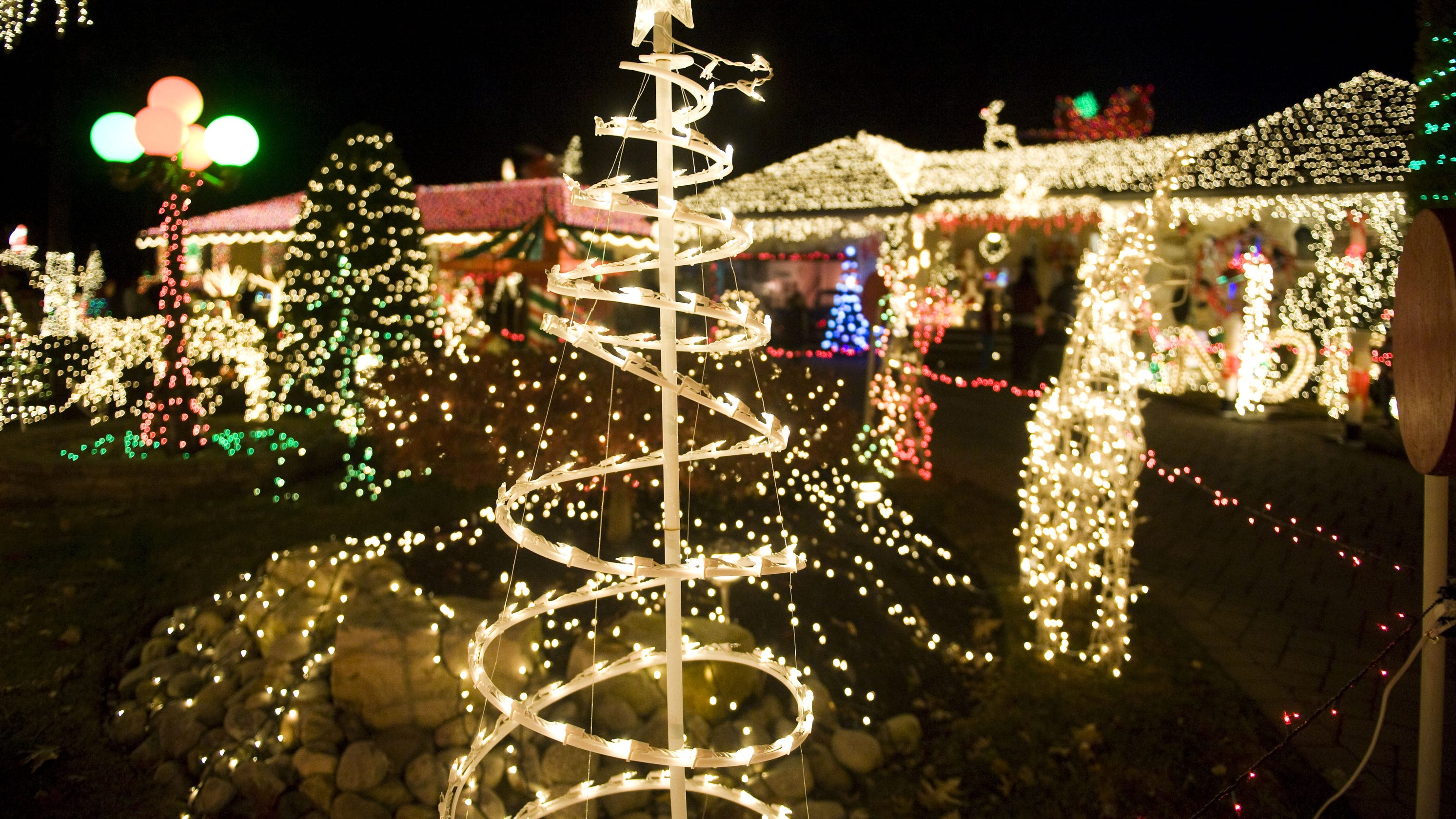 Christmas Light Display Near Me.Christmas Lights In Nj Beloved Lights Display In Cherry