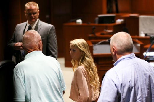 Skylar Richardson tells police in video: 'I never meant to