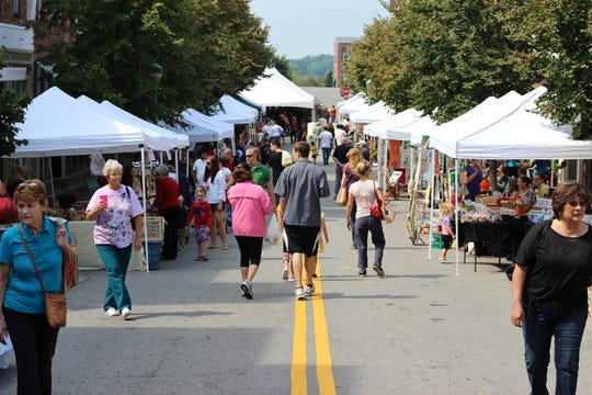 Frolic on Franklin in Historic Downtown Clarksville