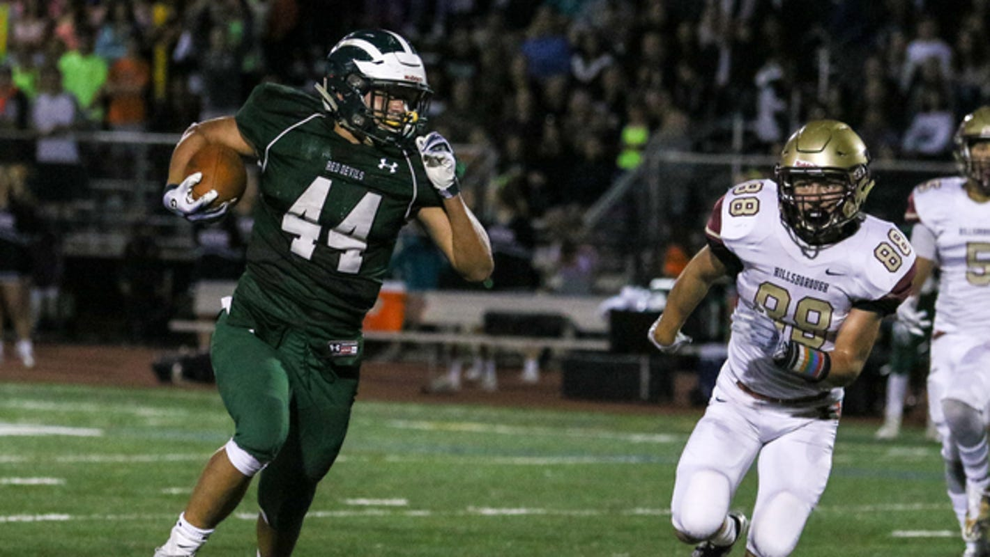 NJ football rankings: Courier News Mid-State Conference