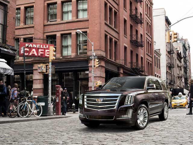 2021 Escalade Suv Is Gm S Next Big Chance To Make Cadillac